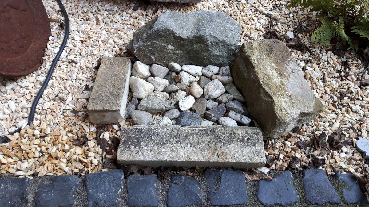 Stein mosaik 3 firstklaas - Garten mosaik ...